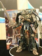 Transformers 5 PREMIER TLK OPTIMUS PRIME SHADOW SPARK HASBRO Leader