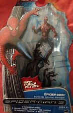 SPIDERMAN 3 Super Punch - Symbiote accessori Spider-man 3 personaggio snodabile