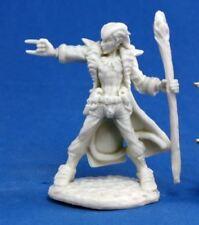 Reaper Miniatures Bones Damien, Hellborn Wizard