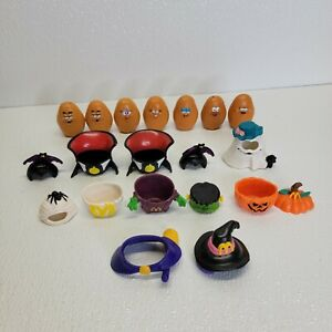 McDonalds Chicken McNugget Buddies Nuggets Happy Meal Toy Lot Halloween Costumes