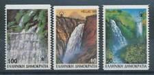 261404) Greece no 1692-4 C * Waterfalls