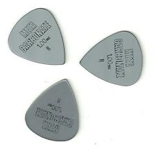 LOT DE 3 MEDIATORS Meta Carbonate Gris - 1.00 mm