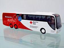 Rietze 64289 - 1:87 - Autobús - Man Lion ´S Entrenador L Fútbol Blutspendedienst