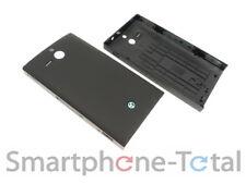 Original Sony Xperia U ST25i Akkudeckel Deckel Abdeckung inkl. Tassten schwarz