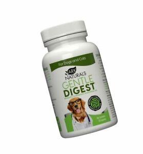 2 Bott Ark Naturals Gentle Digest Cap, For Cats & Dogs, Prebiotics & Probio...