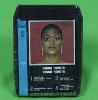 Bonnie Pointer Sister 8 Track Stereo Tape Cartridge 1978 New NOS Sealed Vintage