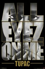 TUPAC - ALL EYEZ ON ME POSTER - 22x34 - 2PAC RAP MUSIC 16322