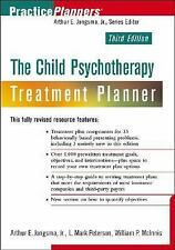 The Child Psychotherapy Treatment Planner PracticePlanners