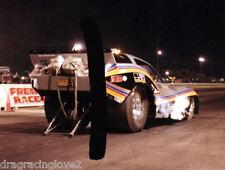 "Tom ""Mongoose"" McEwen 1979 ""English Leather"" Corvette NITRO Funny Car PHOTO! #3"