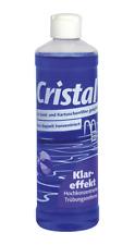 BAYROL Cristal Klareffekt 2 x 0,5L Trübungsenfernung Kartuschen Pool FLOCKMITTEL