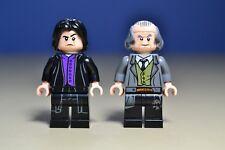 Lego Harry potter Professor Snape and Argus Filch Minifigures 75953