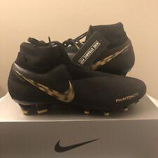 NEW Nike Phantom Vision Elite DF FG Soccer Cleats ACC Black Size 11 AO3262 077
