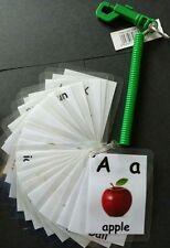 Children's ABC Alphabet Word Flash Cards