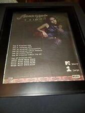 Fiona Apple Criminal Rare Original Radio Promo Poster Ad Framed! #2