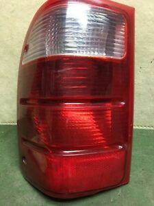 2001 - 2005 Ford Ranger Stepside LH DRIVER side tail light Scuffs Used OEM