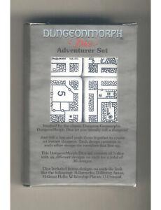 Dungeonmorph Adventurers Set - Würfel /Dice -> zum Auswürfeln eines Dungeons!