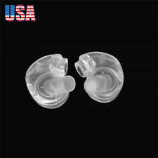 Replacement Repair Clear Earphone Housing Shell Cover for Shure SE535 SE420 DIY