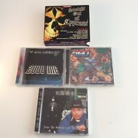 STRAIGHT OUT OF CYPRESS - 3 CD Box Set Sen Dog Hill Mellow Man Ace Pharcyde