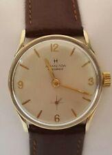 14k Hamilton Gents Watch, 17J , Vintage
