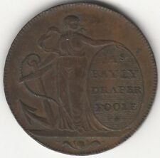 1795 Poole Halfpenny Token | Pennies2Pounds