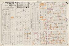 1913, CHARLES E. GOAD, MONTREAL, CANADA, VERDUN, AQUEDUCT AVE., COPY ATLAS MAP