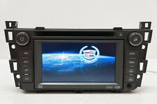 2008 Cadillac DTS Voice Navigation Radio Receiver CD DVD Player 25815693 OEM U3R