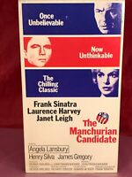 The Manchurian Candidate (MGM/UA VHS 027616136930) Frank Sinatra Janet Leigh