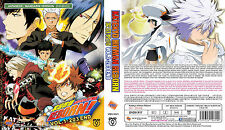 ANIME DVD~Katekyo Hitman Reborn(1-203End)Eng sub&All region FREE SHIPPING+GIFT