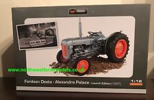 UNIVERSAL HOBBIES 1:16 SCALE 5315 FORDSON DEXTA 60TH ANNIVERSARY LAUNCH EDITION