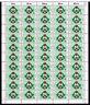 1987 BRD Mi.Nr. 1330 kompletter Bogen postfrisch mit Formnummer 2