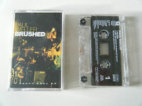 PAUL WELLER BRUSHED CASSETTE TAPE A HEAVY SOUL EP 4 TRACK SINGLE ISLAND UK 1997