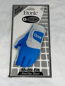 1 Left Ladies Etonic G SOK Island Thumb Golf Glove Half Finger Glove