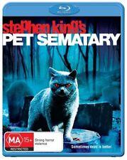 Pet Sematary (Blu-ray, 2012)
