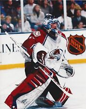 PATRICK ROY 8X10 PHOTO HOCKEY COLORADO AVALANCHE PICTURE NHL