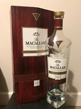 Macallan Rare Cask Wiskhy, Empty Bottle With Box