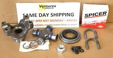PINION YOKE U BOLT STYLE WITH U JOINT JEEP DANA 44 FRONT OR REAR 1330S TO1330