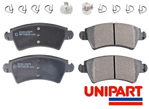 For Peugeot - 206 2.0 1.6 1999-2005 Front Brake Pads Unipart