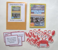 Teacher Made Reading Center Kit National Geographic Kids Book Facts & Details