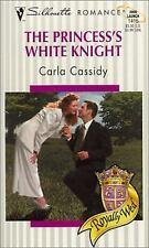 The Princess's White Knight (Silhouette Romance, 1415)