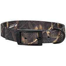 """Team Realtree Dog Collar Buckle Camo 22"""" New with tags New 1"""" wide fits 20-22"""""""