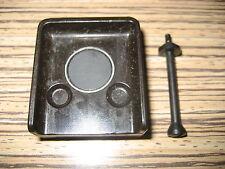 Grundig Diktiergerät Stenorette  2300 Microfon Mikrofon Halter  mit Magnet