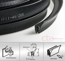 1 m Kofferraumdichtung Dichtprofil Kederband EPDM schwarz KB 0,5-2 mm 1C11-44