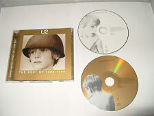 U2 - Best of 1980-1990/The B-Sides (Limited Edition, 2002) 2 cd Ex Condition