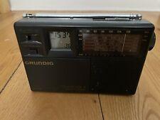 Grundig Traveller II / 2 radio short wave vintage audio