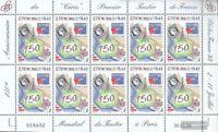 Monaco 2458 Kleinbogen (kompl.Ausg.) postfrisch 1999 Briefmarkenausstellung