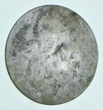 RARE Silver Trime Worn Date Three Cent Silver 3 Cent Early US Coin Look up *024