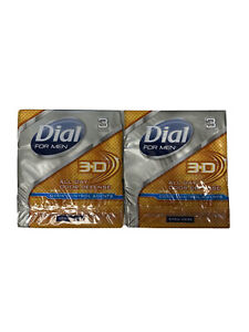Dial For Men Power Scrub Deep Down Cleansing Soap (2 Pack)