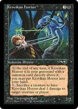 KROVIKAN HORROR Alliances MTG Black Creature — Horror Spirit RARE