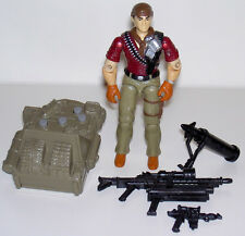 G.I.JOE 1990 SONIC FIGHTERS TUNNEL RAT LOOSE + 100% COMPLETE TOP ZUSTAND GI JOE