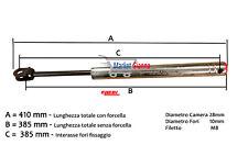 Ammortizzatore repulsore rimorchio ELLEBI (Rif 04) KNOTT - 298913001 / 123253
